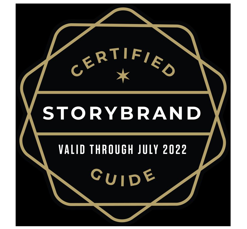 StoryBrand Guide Badge 2022