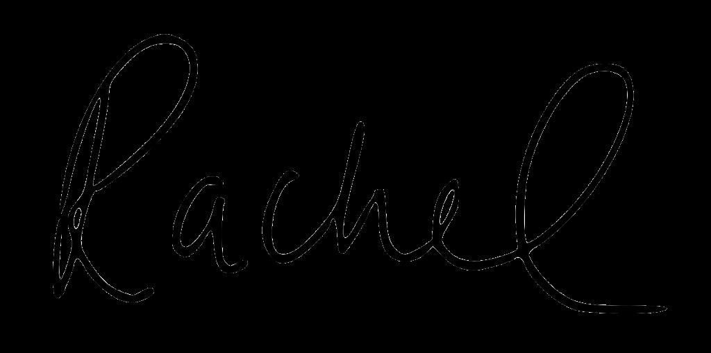 Rachel Signature