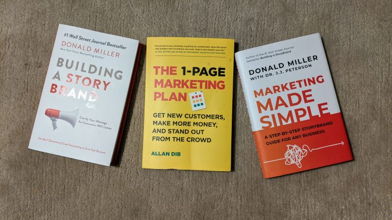 3 Awesome Marketing Books To Help Grow Your Impact